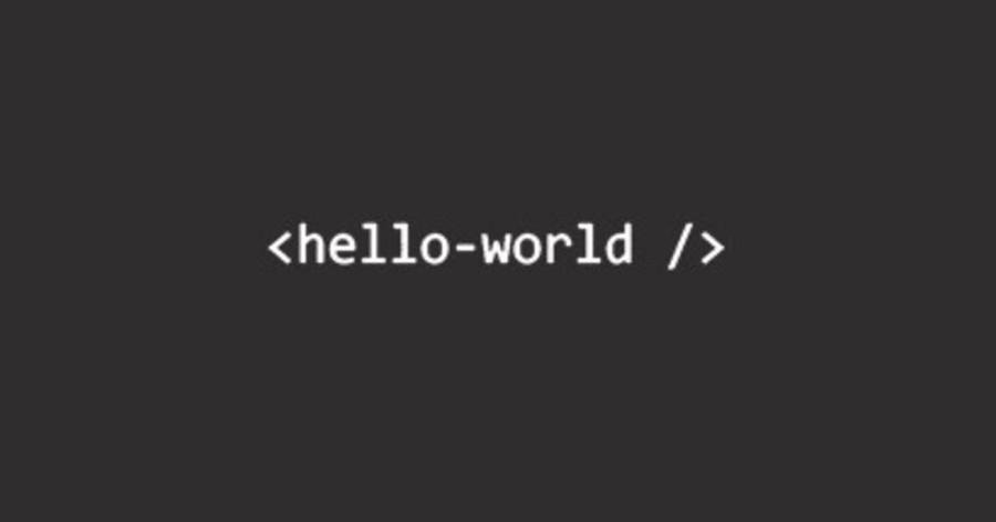 Photo on theme 'Hello world!'
