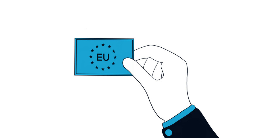 Photo on theme 'EU Blue Card FAQ for developers'