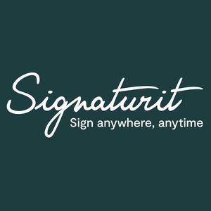 Logo of Signaturit