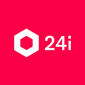 Logo of 24i