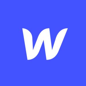 Logo of Webflow